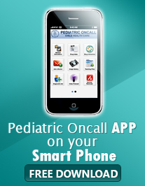 Pediatric Oncall Apps