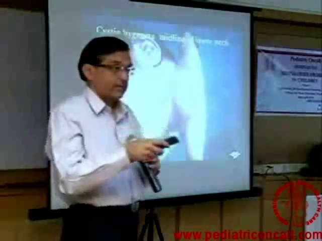 Conditions In the Neck in Children - Part 1 - Dr Vivek Rege