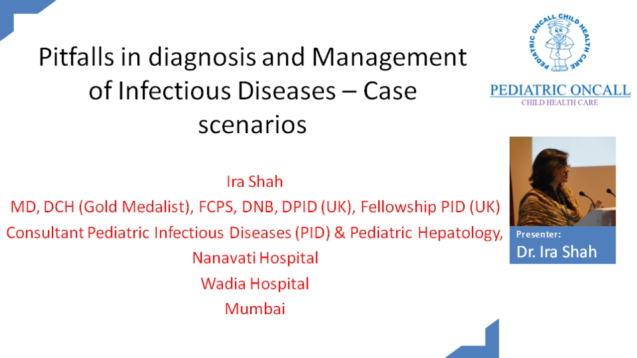 Pitfalls in Diagnosis and Management of IDs