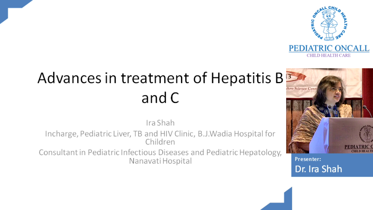 Viral Hepatitis B and C - Advances in treatment