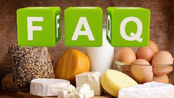 Calcium and Phosphorus FAQs