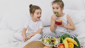 Childhood Cancers Diet