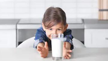 Milk - How to Get Your Child to have Milk